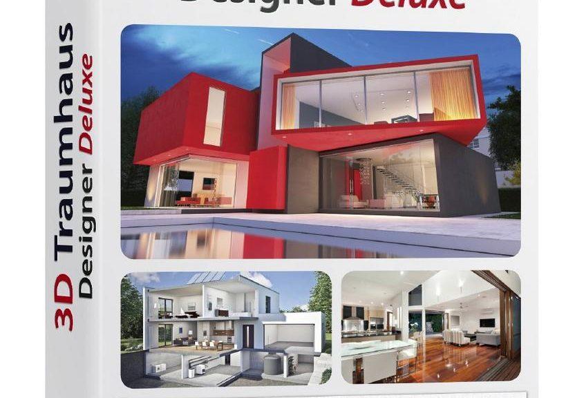 3d traumhaus designer die komplettl sung f r haus und gartenplanung software journal. Black Bedroom Furniture Sets. Home Design Ideas